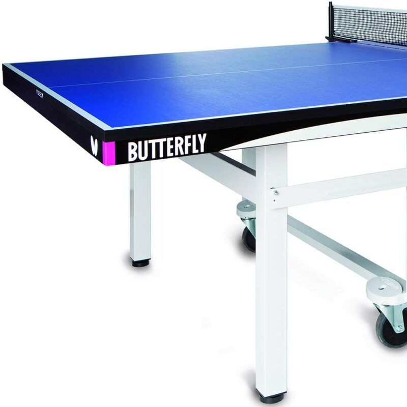 indoor ping pong table from butterfly