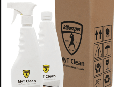 Killerspin Myt Ping Pong Table Cleaner